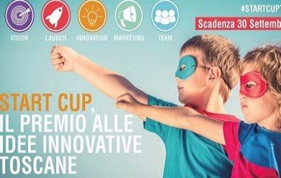 Start Cup Toscana 2016 – Giovedì 27 ottobre dalle 9.30, Scuola Superiore Sant'Anna di Pisa