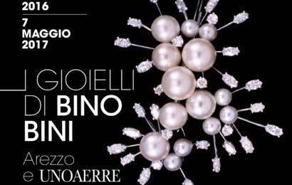 """Mostra: """"I gioielli di Bino Bini – Arezzo e la UNOAERRE nel Centenario della nascita"""""""