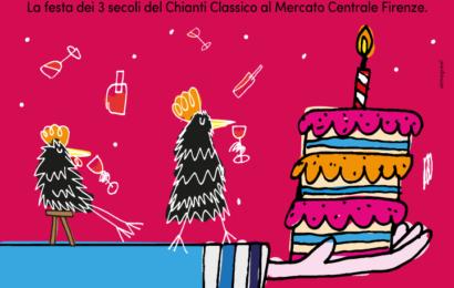 300 anni e nemmeno una penna bianca – 11 Novembre 2016 dalle 17.00 – Chianti Classico al Mercato Centrale Firenze