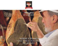 Conferenza sul Prosciutto Toscano DOP