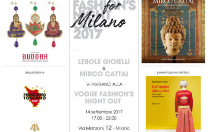 Lebole Gioielli- Vogue Fashion's Night