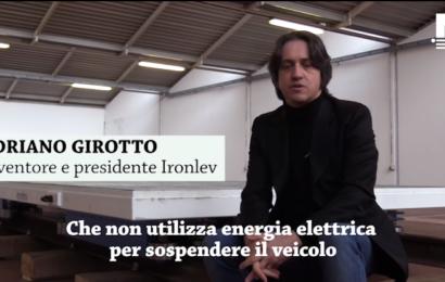 """Ironlev, la tecnologia italiana che fa """"volare"""" i treni (e non solo)"""