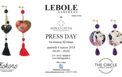 Press Day Lebole Gioielli @ Galleria d'arte Mirco Cattai