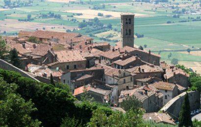 Fototrappole a Cortona