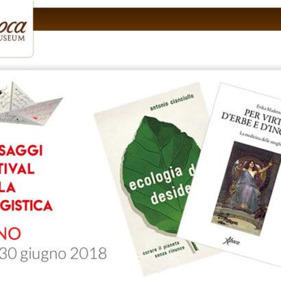 ABOCA EDIZIONI AL PASSAGGI FESTIVAL 2018