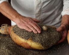 Food couture: il Prosciutto Toscano Dop è di moda