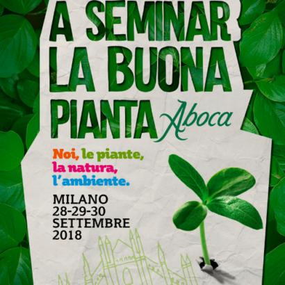 Aboca: A seminar la buona pianta