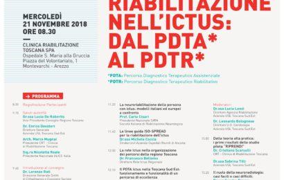 L'Emergenza della riabilitazione nell'Ictus: dal PDTA al PDTR