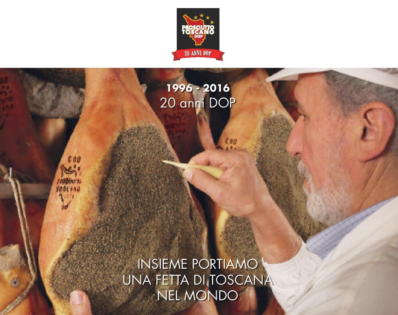 Conferenza sul Prosciutto Toscano DOP – 24 Novembre ore 12.30 – Palazzo Strozzi Sacrati, Firenze