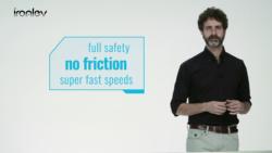 IronLev, tecnologia italiana per sostituire la ruota