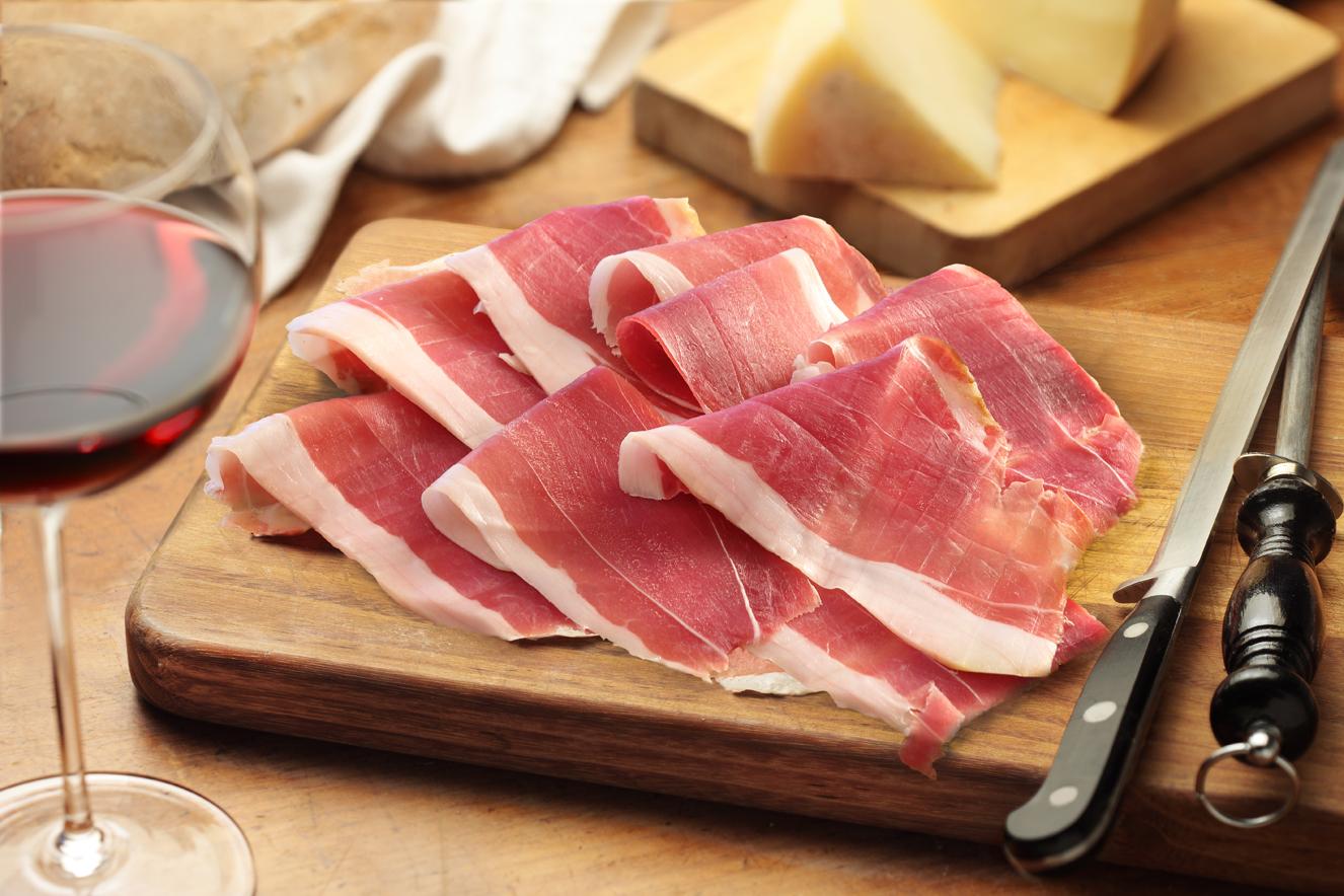 Il prosciutto toscano DOP ospite della Chianti Classico Collection con la 4a tappa di EAT