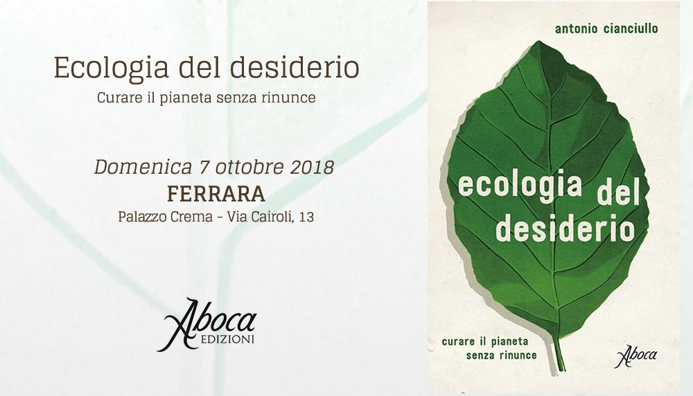 Aboca: Ecologia del desiderio