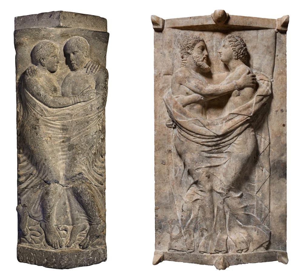 Gli etruschi e il sesso: come facevano l'amore i nostri antenati