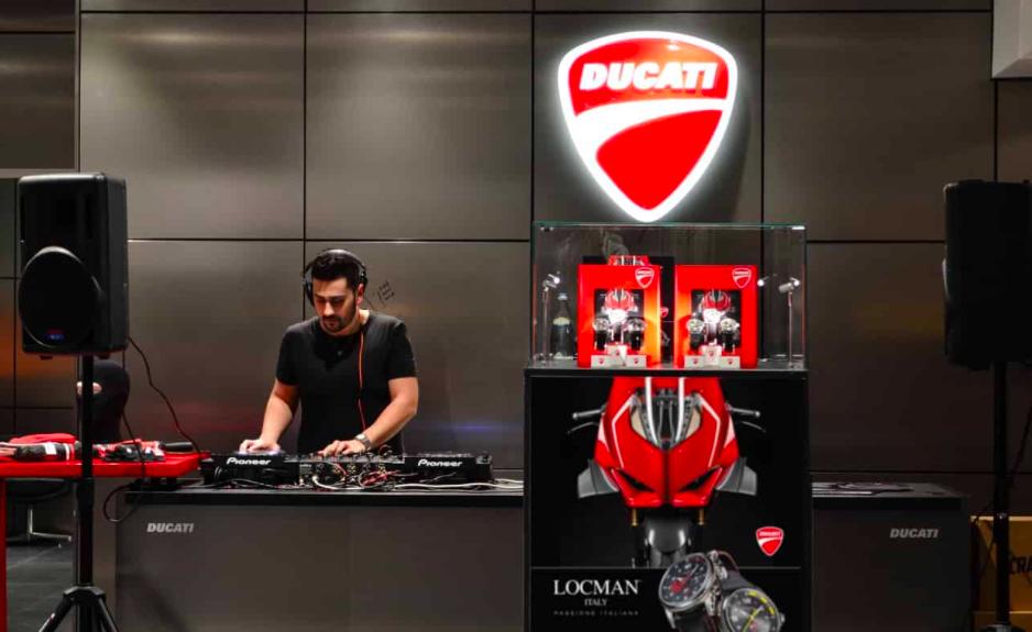 Per Ducati la nuova collezione di orologi Locman