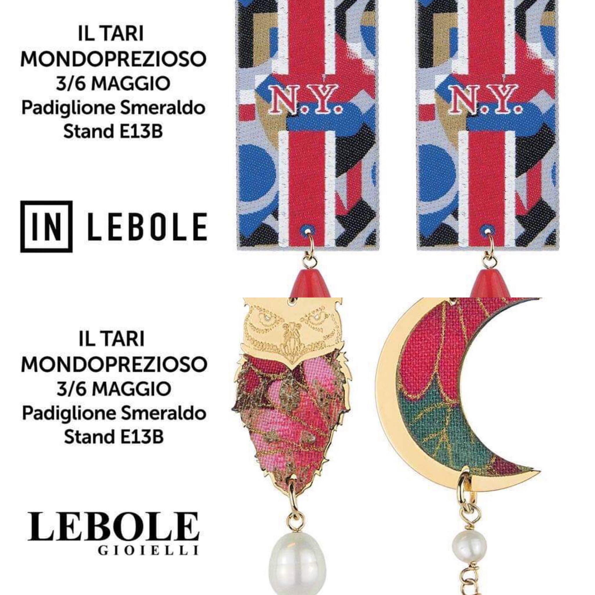 Lebole Gioielli e In Lebole a Tarì mondoprezioso