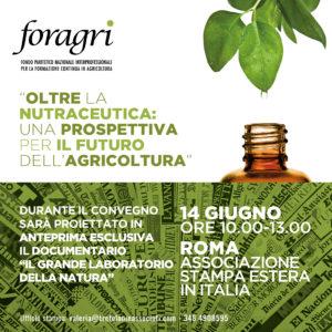 Foragri: oltre la nutraceutica, una prospettiva per il futuro dell'agricoltura