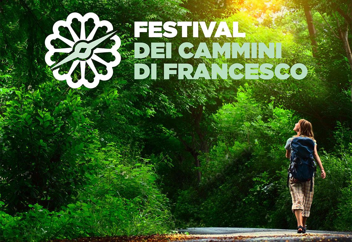 FESTIVAL DEI CAMMINI DI FRANCESCO 2019