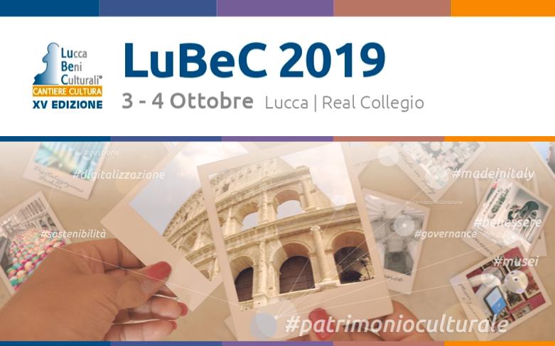 Lucca Beni Culturali: LuBeC 2019