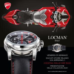 Ducati-Locman, la collezione 2020
